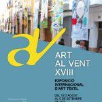 ART AL VENT ARRIBA A LA SEUA XVIII EDICIÓ